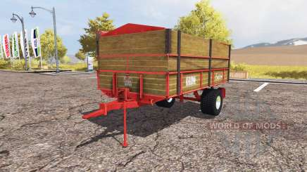 Krone Emsland EDK multifruit para Farming Simulator 2013