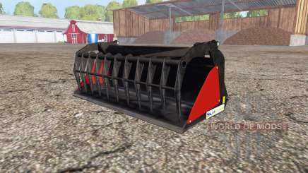 Juraccessoire grab bucket v1.1 para Farming Simulator 2015