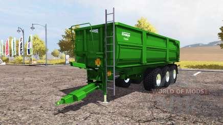 Krampe Big Body 900 S multifruit v1.5 para Farming Simulator 2013