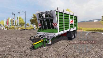 BRIRI Silo-Trans 38 para Farming Simulator 2013