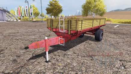 Krone Emsland EDK para Farming Simulator 2013