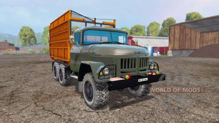 ZIL 131 v1.1 para Farming Simulator 2015