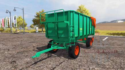 Aguas-Tenias GAT v1.6 para Farming Simulator 2013