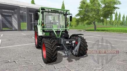 Fendt 380 GTA Turbo para Farming Simulator 2017