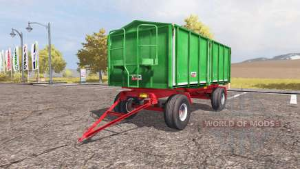 Kroger Agroliner HKD 302 multifruit para Farming Simulator 2013