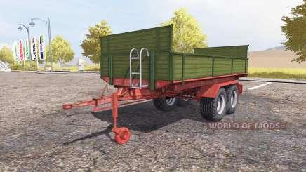Krone Emsland TDK para Farming Simulator 2013