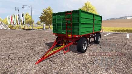 METALTECH DB 14 para Farming Simulator 2013
