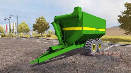 Trufab 40T para Farming Simulator 2013