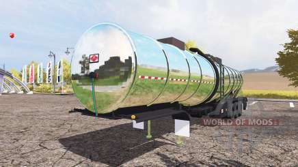 Fertilizer trailer para Farming Simulator 2013