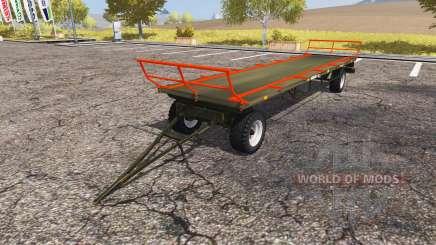 URSUS T-665 para Farming Simulator 2013