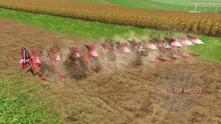 Maschio Lelio XXL 12 v1.1 para Farming Simulator 2017