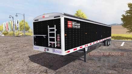 Wilson Pacesetter para Farming Simulator 2013