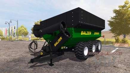 Balzer 2000 para Farming Simulator 2013