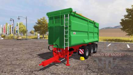 Kroger Agroliner MUK 402 para Farming Simulator 2013
