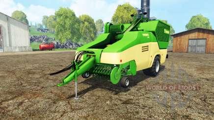 Krone Premos 5000 v2.0 para Farming Simulator 2015