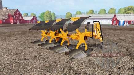 MORO Aratri Raptor QRV 20A v2.0 para Farming Simulator 2015