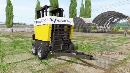 TST Quadro Pac V para Farming Simulator 2017