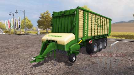 Krone ZX 550 GD v1.1 para Farming Simulator 2013