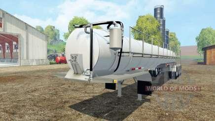 Dura-Haul semitrailer-tank para Farming Simulator 2015