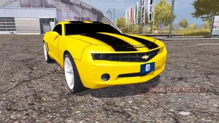 Chevrolet Camaro para Farming Simulator 2013