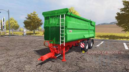 Kroger Agroliner MUK 303 para Farming Simulator 2013