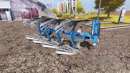 Rabe Supertaube 160 C para Farming Simulator 2013