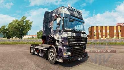 Pele Fantasia Perturbado por tractor DAF para Euro Truck Simulator 2