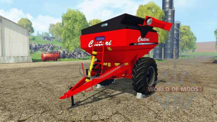 Cestari field transfer trailer para Farming Simulator 2015