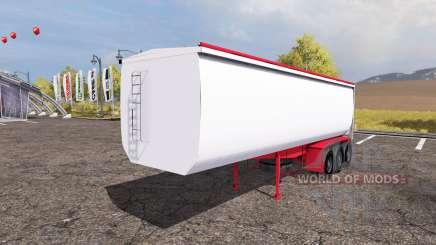 Roadwest Steelite para Farming Simulator 2013
