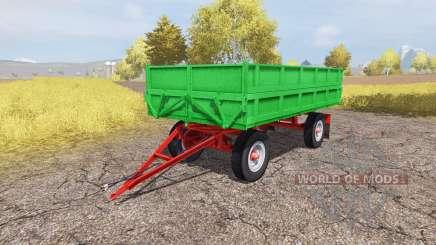 Fortschritt HL 80.11 para Farming Simulator 2013