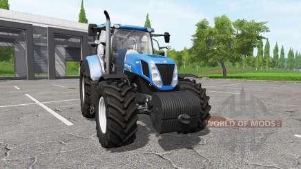 New Holland T7.220 para Farming Simulator 2017