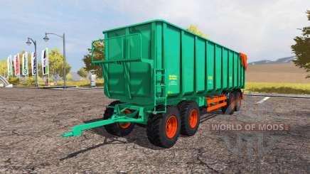 Aguas-Tenias GRAT para Farming Simulator 2013