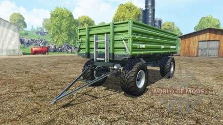 BRANTNER Z 8045 XXL para Farming Simulator 2015