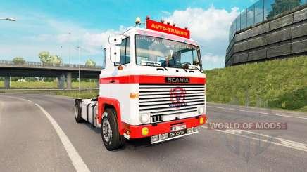 Scania 111 para Euro Truck Simulator 2
