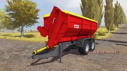 Kroger Agroliner TUW 20 para Farming Simulator 2013