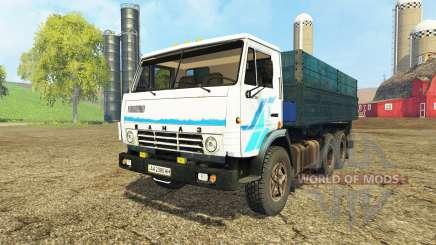 KamAZ 5320 v3.0 para Farming Simulator 2015