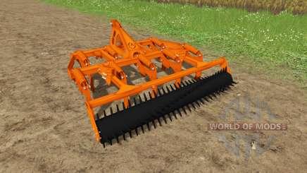 Los Antonios subsoiler para Farming Simulator 2017