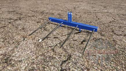 GOWEIL bale forks para Farming Simulator 2015
