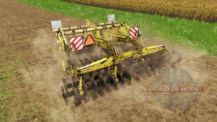 Bednar Terraland TN Profi para Farming Simulator 2017