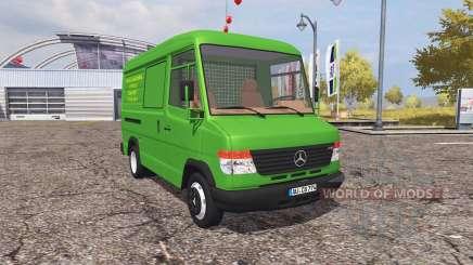 Mercedes-Benz Vario 614 D (Br.668) para Farming Simulator 2013