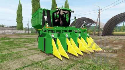 John Deere 9965 v1.1 para Farming Simulator 2017