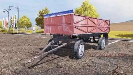 Remorca RM7 v2.0 para Farming Simulator 2013