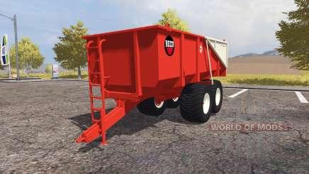 Beco Super 1200 para Farming Simulator 2013