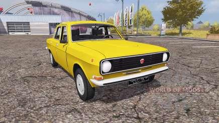 GAZ 24-10 Volga para Farming Simulator 2013