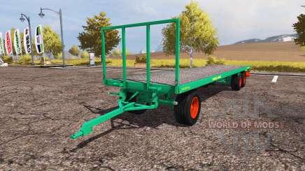 Aguas-Tenias PGRAT para Farming Simulator 2013