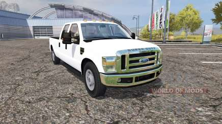 Ford F-350 Crew Cab para Farming Simulator 2013