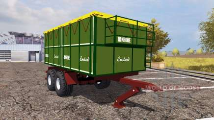 Krone Emsland TDK 302 para Farming Simulator 2013