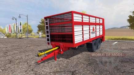 ANNABURGER HTS 20.04 para Farming Simulator 2013