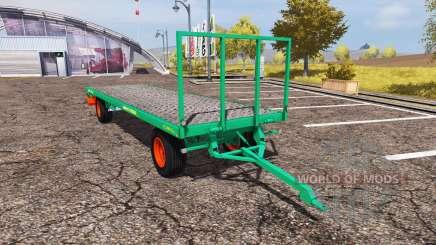 Aguas-Tenias PGAT v1.5 para Farming Simulator 2013