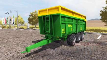 ZDT Mega 25 para Farming Simulator 2013